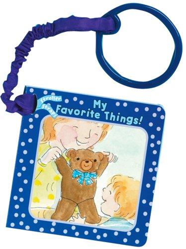 My Favorite Things: Chunks of Fun Stroller Strap: Elaine Lonergan