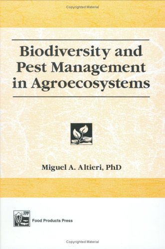 9781560220374: Biodiversity and Pest Management in Agroecosystems