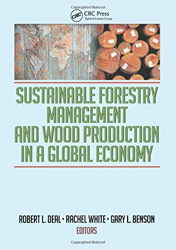 9781560221654: Sustainable Forestry Management and Wood Production in a Global Economy