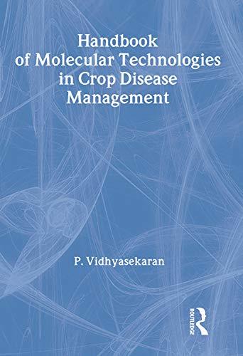 9781560222668: Handbook of Molecular Technologies in Crop Disease Management (Crop Science)