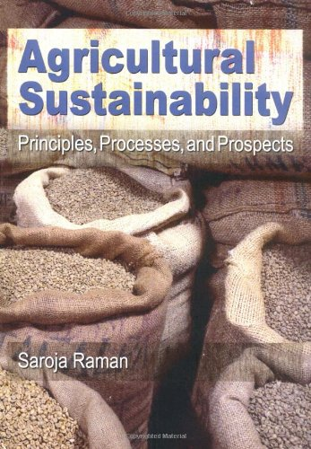 9781560223108: Agricultural Sustainability: Principles, Processes, and Prospects