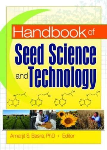 Handbook of Seed Science and Technology (Seed: Amarjit Basra