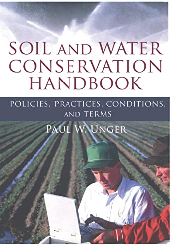 9781560223306: Soil and Water Conservation Handbook: Policies, Practices, Conditions, and Terms