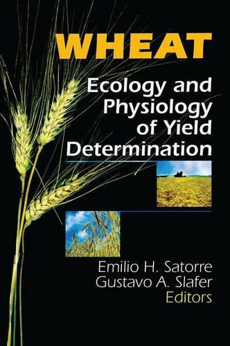 9781560228745: Wheat: Ecology and Physiology of Yield Determination