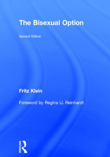 9781560230335: The Bisexual Option, Second Edition (Haworth Gay and Lesbian Studies)