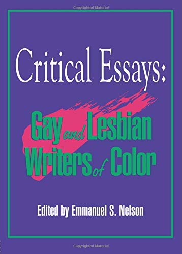 9781560230489: Critical Essays: Gay and Lesbian Writers of Color