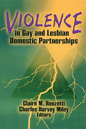 9781560230748: Violence in Gay and Lesbian Domestic Partnerships
