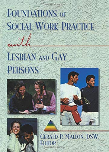 9781560231011: Foundations of Social Work Practice with Lesbian and Gay Persons