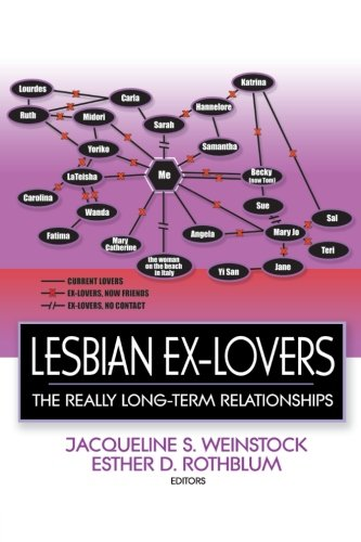 Lesbian Ex-Lovers: The Really Long-Term Relationships (1560232838) by Esther D Rothblum; Jacqueline Weinstock