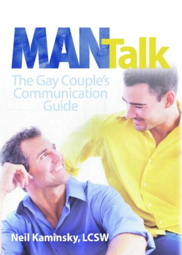 9781560235699: Man Talk: The Gay Couple's Communication Guide