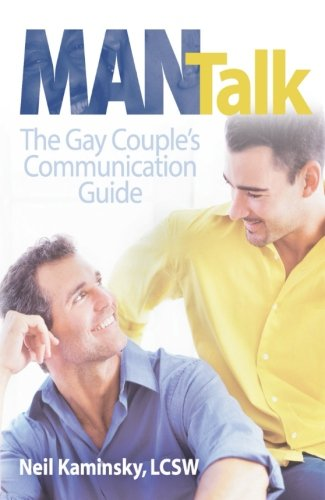 9781560235705: Man Talk: The Gay Couple's Communication Guide