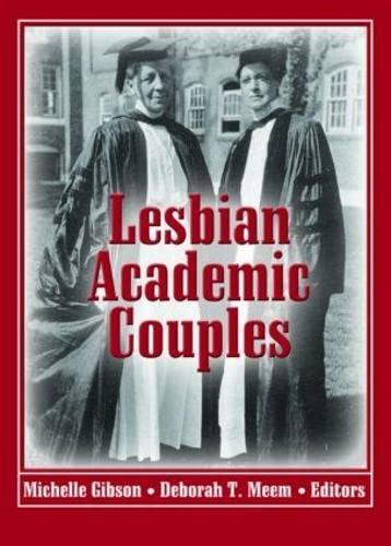 9781560236184: Lesbian Academic Couples