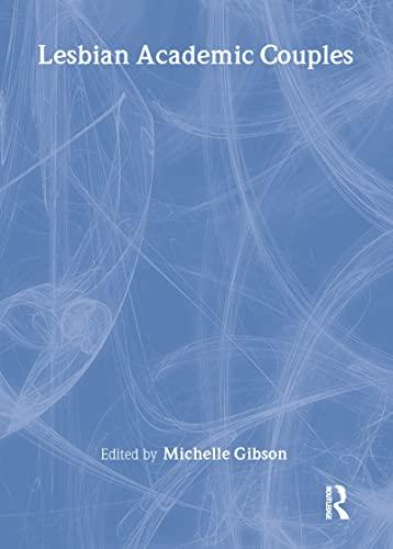 9781560236191: Lesbian Academic Couples