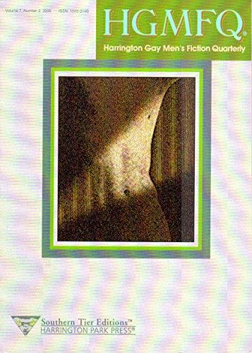 HGMFQ (Harrington Gay Mens Fiction.Quarterly Volume 7, Number 2): Long, Thomas L. (Editor in Chief)