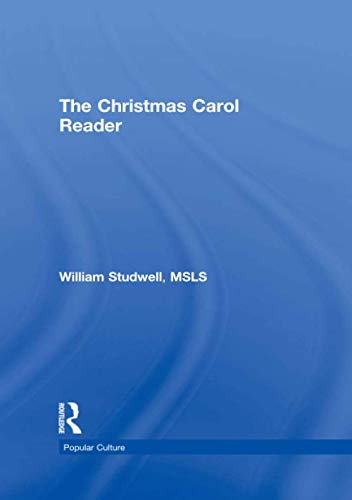 9781560238720: The Christmas Carol Reader (Haworth Popular Culture)