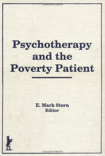 9781560240662: Psychotherapy and the Poverty Patient