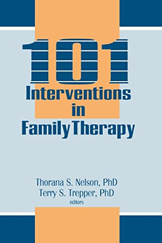 9781560241935: 101 Interventions in Family Therapy