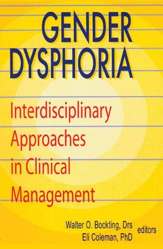 9781560244592: Gender Dysphoria: Interdisciplinary Approaches in Clinical Management