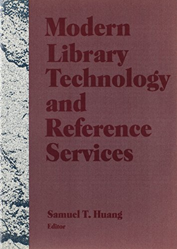 9781560247890: Modern Library Technology and Reference Services (Reference Librarian)