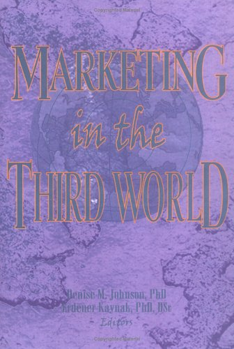 9781560248309: Marketing in the Third World