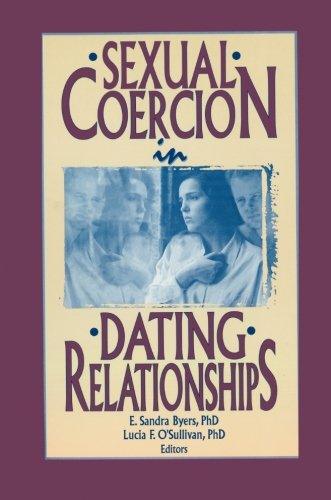 9781560248446: Sexual Coercion in Dating Relationships