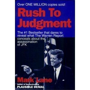 9781560250432: Rush to Judgment