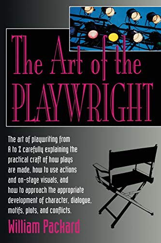 9781560251170: The Art of the Playwright