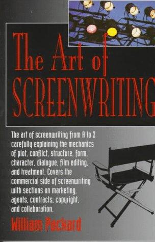 Art Of Screenwriting: William Packard