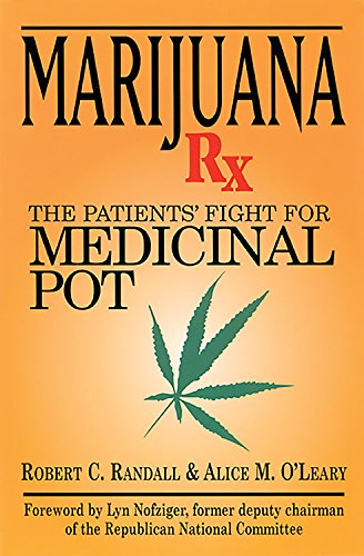 9781560251668: Marijuana RX: The Patients' Fight for Medicinal Pot