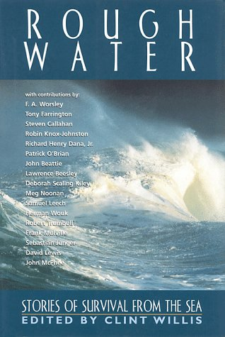 9781560251743: Rough Water: Stories of Survival from the Sea (Adrenaline)