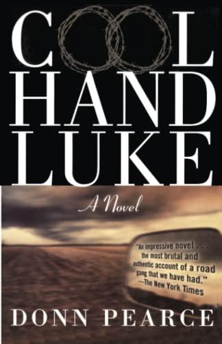 9781560252283: Cool Hand Luke: A Novel