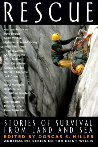 9781560252580: Rescue: Stories of Survival from Land and Sea (Adrenaline)