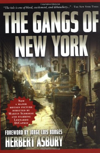 9781560252757: The Gangs of New York: An Informal History of the Underworld