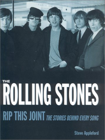 9781560252818: Rolling Stones: Rip This Joint: The Stories Behind Every Song