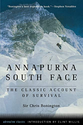 9781560253150: Annapurna South Face: The Classic Account of Survival (Adrenaline)