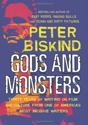 9781560255451: Gods and Monsters: Thirty Years of Writing on Film and Culture from One of America's Most Incisive Writers (Nation Books)