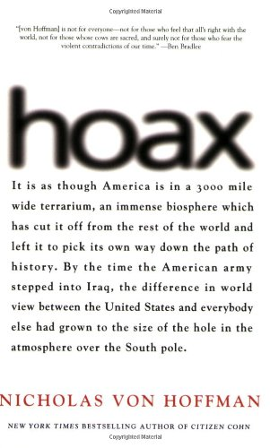 9781560255826: Hoax: Why Americans are Suckered by White House Lies (Nation Books)