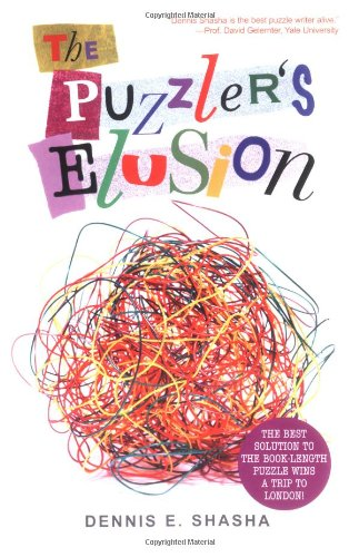 9781560258315: The Puzzler's Elusion: A Tale of Fraud, Pursuit, and the Art of Logic