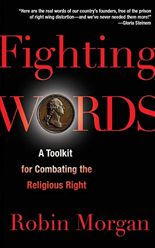 9781560259480: Fighting Words: A Toolkit for Combating the Religious Right