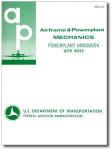 9781560270249: Airframe and Powerplant Mechanics Powerplant Handbook (A&P Handbooks)