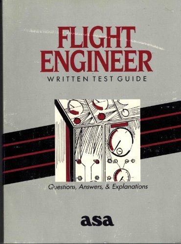 9781560270263: Flight Engineer Test Guide