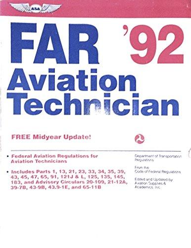 Far Aviation Technician 92