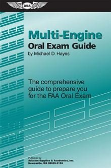 9781560272526: Multi-Engine Oral Exam Guide: The Comprehensive Guide to Prepare You for the FAA Oral Exam