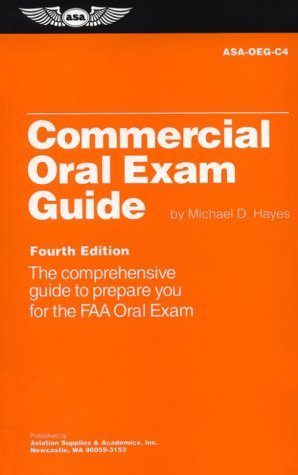 9781560273615: Checkride Essentials: Commercial (Oral Exam Guides)
