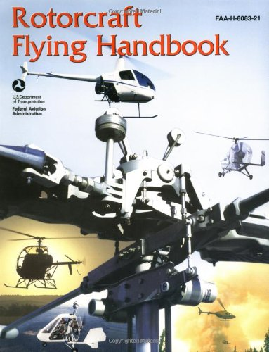 9781560274049: Rotorcraft Flying Handbook (FAA Handbooks)