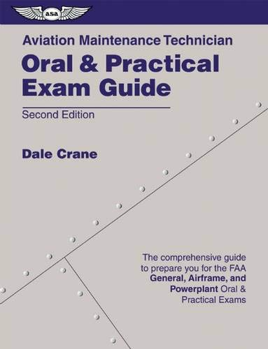 9781560274063: Aviation Maintenance Technician Oral & Practical Exam Guide