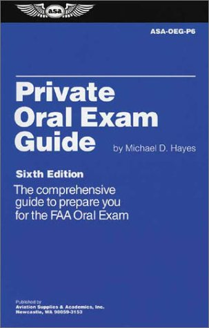 9781560274131: Private Oral Exam Guide (Oral Exam Guide series)