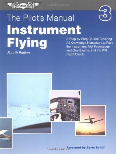 9781560274155: The Pilot's Manual: Instrument Flying (ASA Training Manuals)