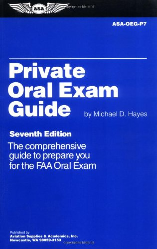 9781560274551: Private Oral Exam Guide (Oral Exam Guide series)