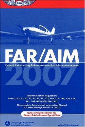 federal aviation regulations aeronautical information manual by far rh abebooks com aeronautical information manual (aim) paragraph 4-3-3 and page 4-1-5 aeronautical information manual (aim) paragraph 4-3-3 and page 4-1-5